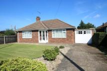 2 bedroom Detached Bungalow for sale in Garrison Lane...