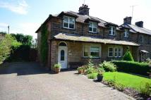 semi detached property for sale in Station Road...