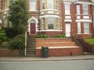 Flat in Risca Road, Handpost...