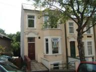 3 bed Terraced property to rent in Victoria Avenue, Newport...