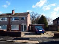 semi detached property in Wavell Drive, Newport...