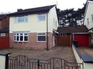 Detached house for sale in Pine Grove, St Brides...