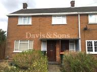 End of Terrace property for sale in John Bull Close...
