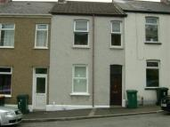 2 bedroom Terraced property to rent in Lambert Street, Newport...