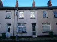 Terraced home in Gordon Street, Newport...