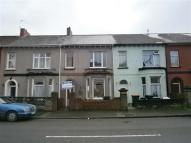 Terraced home in Caerleon Road, Newport...