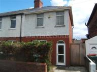 semi detached home to rent in Marshfield Street...