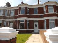 Terraced home in Bassaleg Road, Newport...