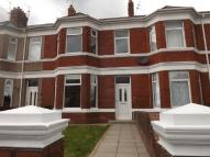 Terraced property in Bassaleg Road, Newport...