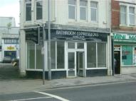 Chepstow Road Shop to rent