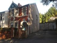 End of Terrace property for sale in Woodland Road, Newport...