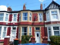 3 bed Terraced house in Rugby Road, Newport...