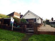 2 bedroom Detached Bungalow in Bassaleg Road, Newport...