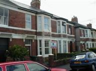 Terraced home in Rugby Road, Newport...