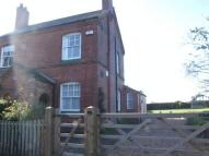 Wolvey Road semi detached house to rent