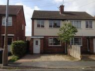 Burleigh Road semi detached house to rent