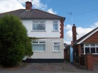 semi detached house to rent in Hollycroft, Hinckley