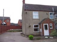 semi detached house in Newbold Road, Barlestone