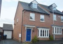 3 bed semi detached home in Columbus Lane...