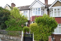 Terraced property in Oak Hill Crescent...