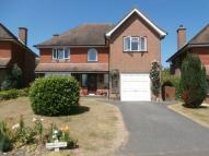 WASHERE CLOSE Detached house to rent