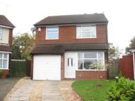 3 bed Detached house in Thurloe Crescent, Rubery...