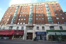 Studio apartment to rent in Upper Berkeley Street...