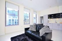 Flat to rent in Leonard Street, London...