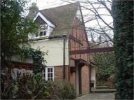 Detached property in School Lane, Welwyn...