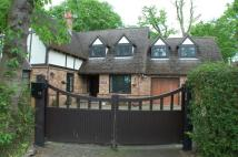 4 bed Detached property in Briary Wood Lane, WELWYN...