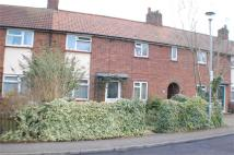 Terraced property in The Crescent, WELWYN...