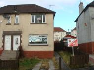 Terraced house in Scotia Street, Motherwell