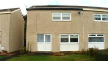 semi detached home to rent in Dundyvan Lane, Wishaw