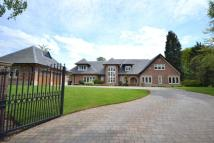 5 bedroom Detached home in Chelford Road...