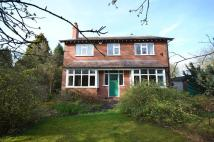 4 bed Detached home in Moss Road, Alderley Edge