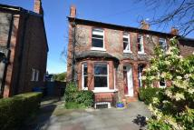 Brookfield Avenue semi detached house for sale