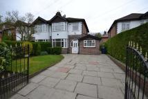 4 bed semi detached home in Woodlands Parkway...