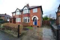 3 bed semi detached house in Beeston Avenue...