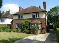 Detached home for sale in Bramhall Park Road...