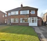 semi detached house in Haslemere Drive...
