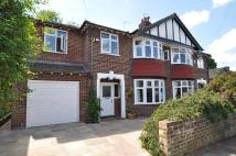 semi detached home for sale in Bancroft Avenue...