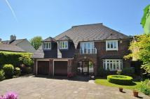 5 bed Detached house in Pownall Avenue, Bramhall