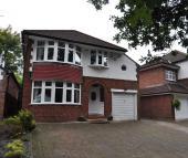 Detached home in Bridge Lane, Bramhall