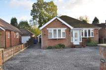 Bungalow for sale in Aldersgate Road...
