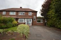 3 bed semi detached property for sale in Appleby Road, Gatley