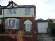 semi detached home for sale in Heathfield Avenue, Gatley