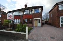 3 bed semi detached property in Kenilworth Road...