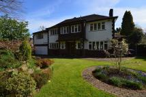Detached house for sale in Bruntwood Lane, Cheadle