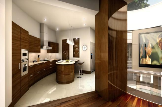 Proposed Kitchen