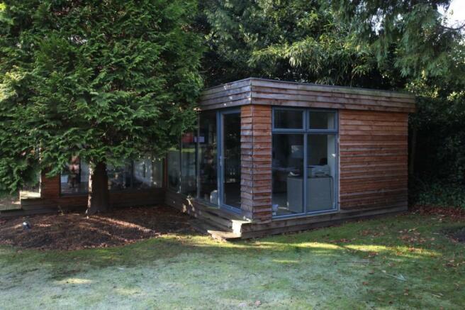 Detached Garden Room